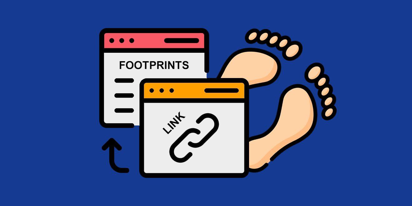 Link Building Footprints