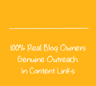 Blogger Outreach Service