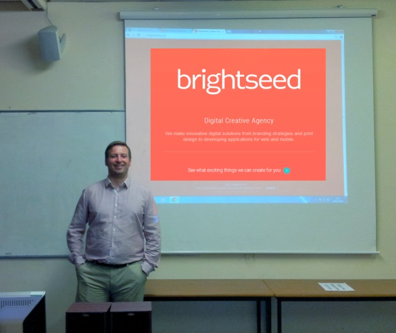 Andrew at Brightseed