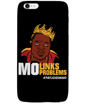 Mo Links Mo Problems SEO iPhone Case