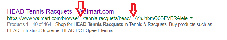 Head Tennis Racquets URL Example