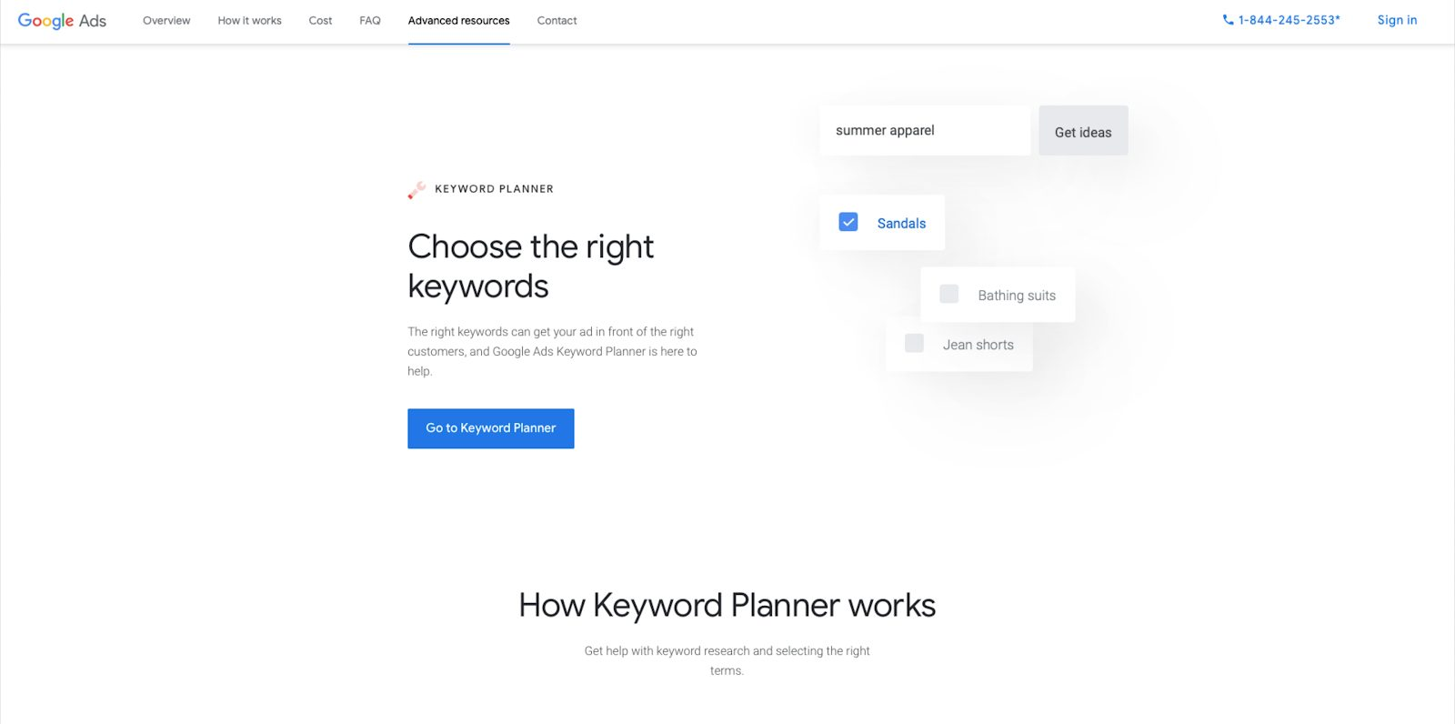Choose the Right Keywords with Our Research Tools Google Ads 2019 08 21 02 19 52