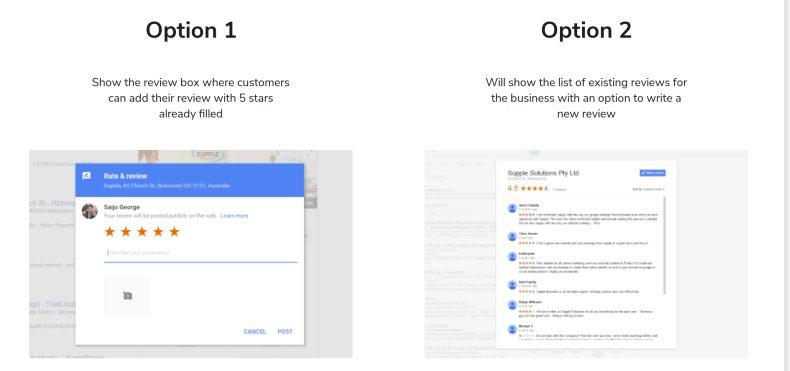 Google Review link Generator