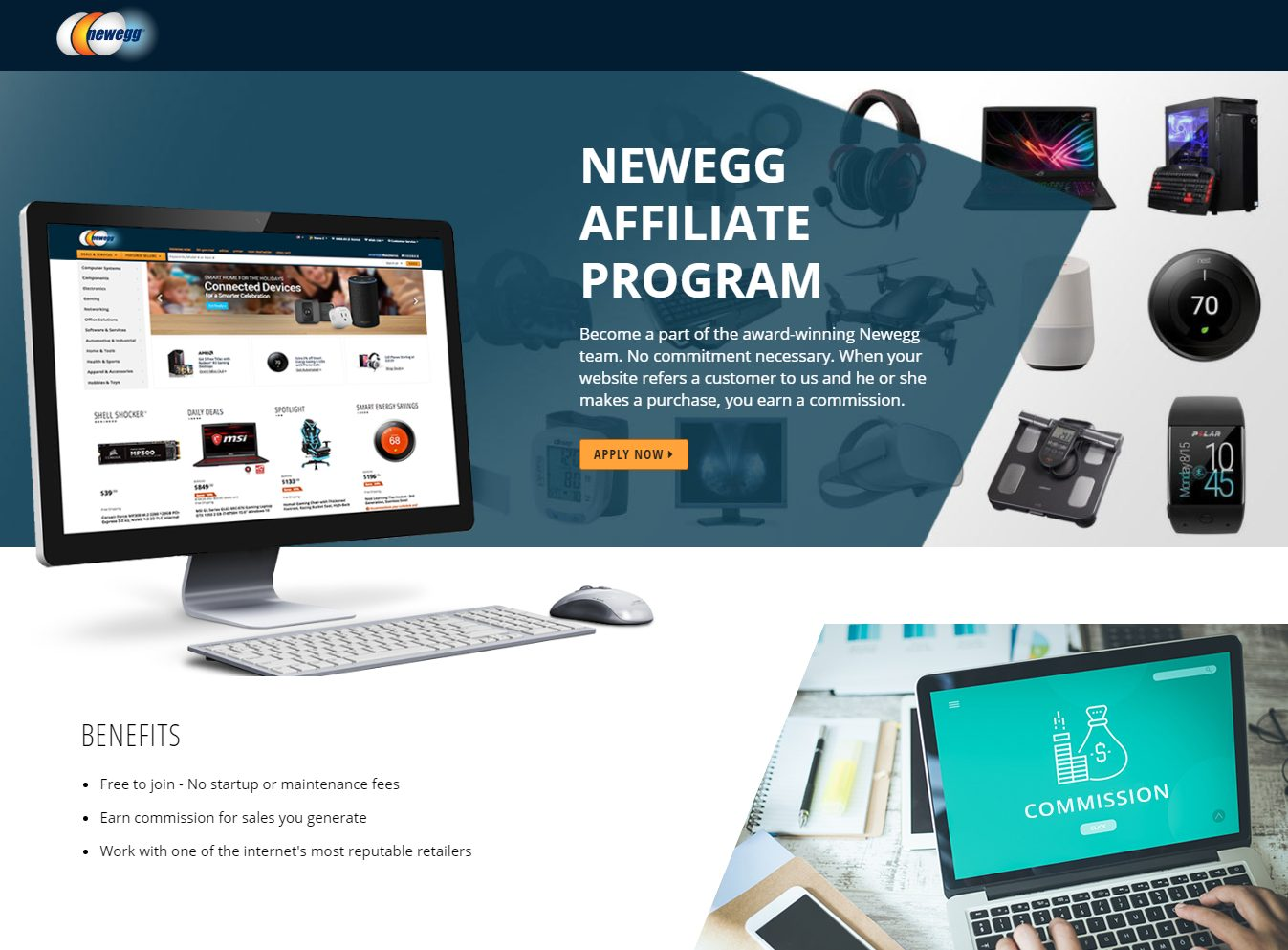 Newegg Affiliate Program