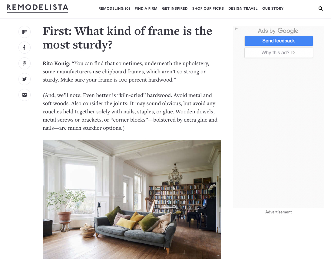 an example of a blog post as part of a content marketing strategy